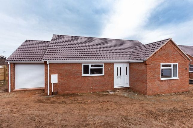 Thumbnail Bungalow for sale in Lower Thorn, Bromyard, Herefordshire