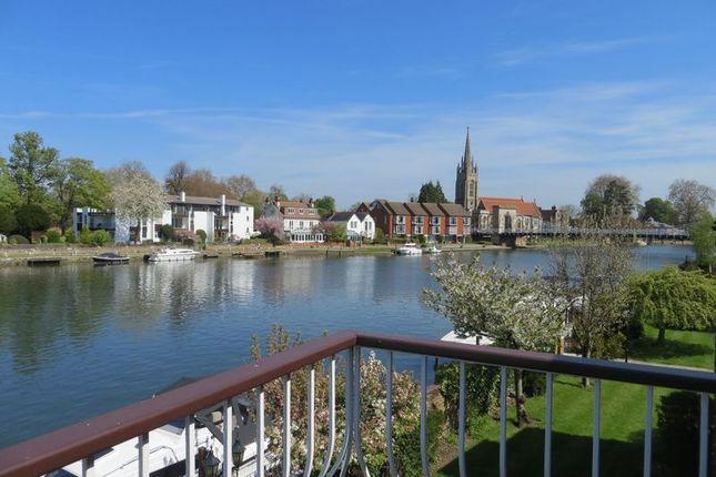 Thumbnail Flat to rent in Marlow Bridge Lane, Marlow