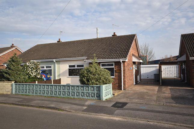 Thumbnail Semi-detached bungalow for sale in Derwent Way, Newark
