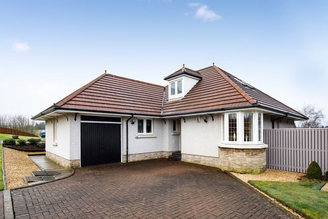 Thumbnail Detached bungalow for sale in 36 Burnhouse Brae, Newton Mearns
