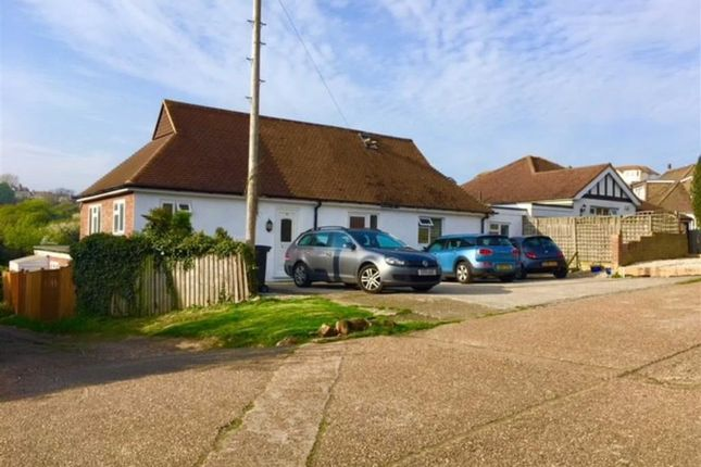 Detached bungalow for sale in Tudor Avenue, St Leonards-On-Sea, East Sussex
