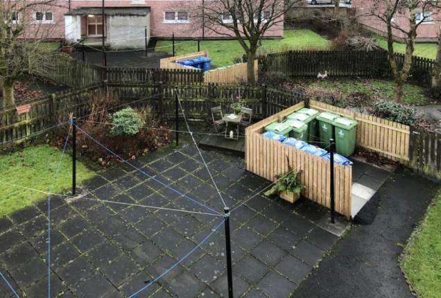 Garden of 1014 Prospecthill Road, Glasgow, Lanarkshire G42
