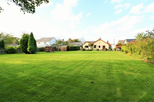 Thumbnail Detached bungalow for sale in Hoyles Lane, Cottam, Preston, Lancashire