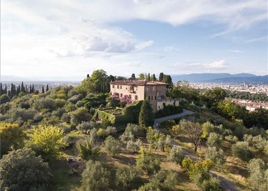 Thumbnail Country house for sale in Via di Bellosguardo, 50124 Firenze Fi, Italy
