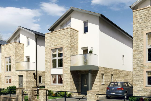Thumbnail Detached house for sale in Granville Road, Lansdown, Bath