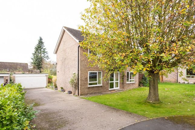 Thumbnail Detached house for sale in Fulford Park, Fulford, York