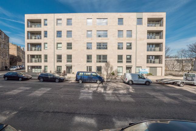 Thumbnail Flat for sale in Plot 41, Marionville Road, Edinburgh