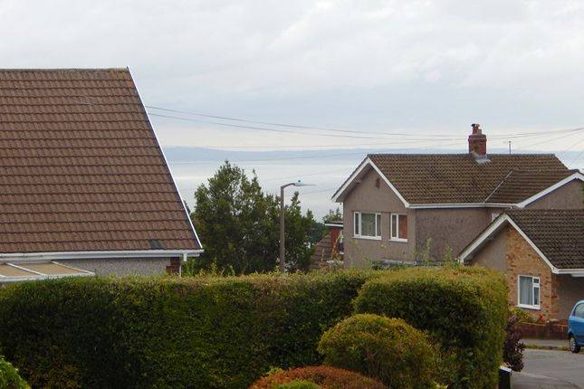 Views To Front of Silver Close, West Cross, Swansea SA3