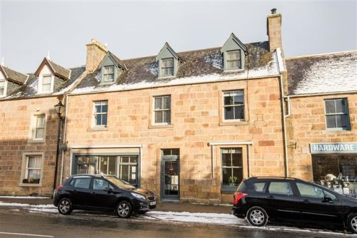 Thumbnail Semi-detached house for sale in Dornoch, Highland