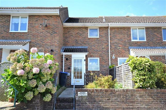 Thumbnail Terraced house for sale in Wantley Road, Findon Valley, Worthing, West Sussex