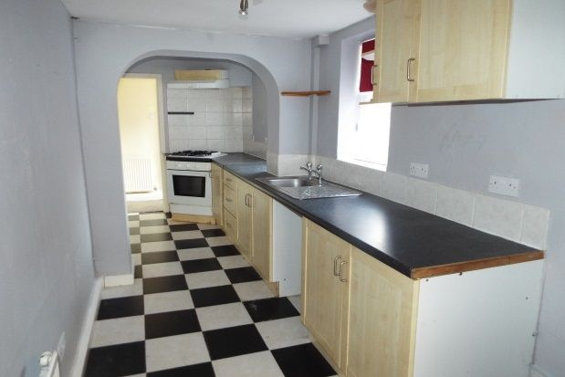 Thumbnail Terraced house to rent in Co-Operative Street, Stanton Hill, Sutton-In-Ashfield
