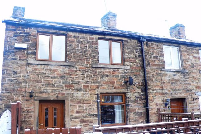 3 bed terraced house to rent in Water Street, Scissett, Huddersfield, West Yorkshire