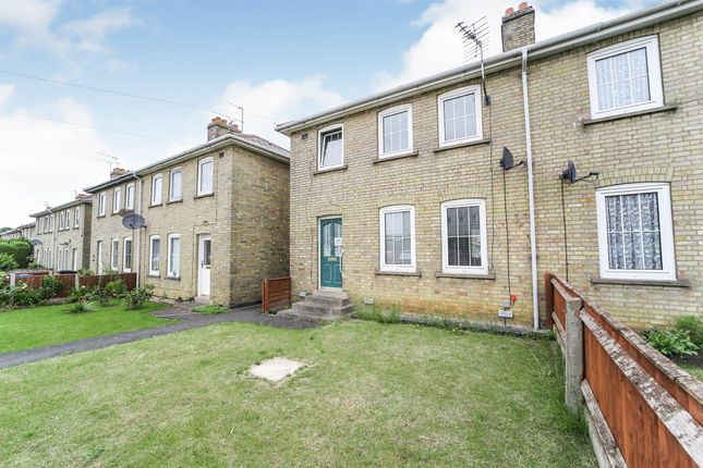 Thumbnail Semi-detached house for sale in Exning Road, Newmarket