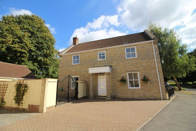 Thumbnail Detached house for sale in Rosemount Road, Flax Bourton, Bristol