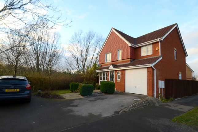 Thumbnail Detached house for sale in Thurston Drive, Kettering