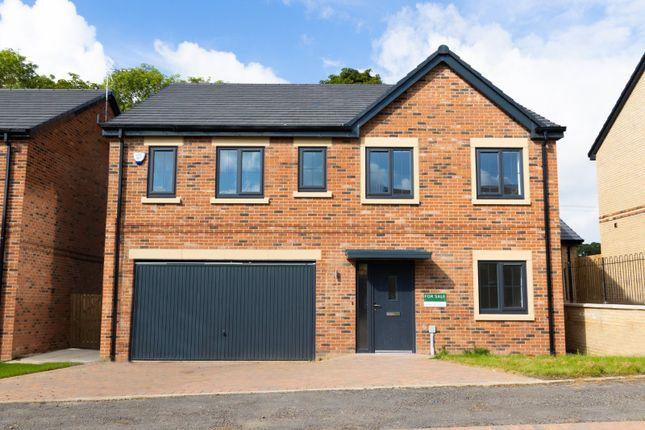 Thumbnail Detached house for sale in Headlam, Hardwick Grange