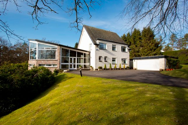 Thumbnail Detached house for sale in Caledonian Crescent, Gleneagles