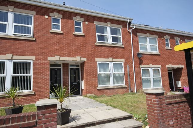 Thumbnail Town house to rent in Prescot Road, St. Helens