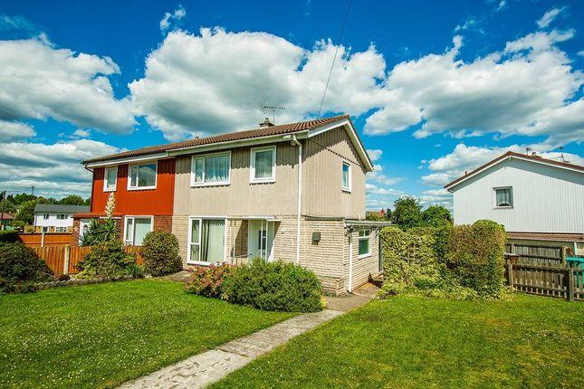 Thumbnail Semi-detached house to rent in Staverton Road, Bilborough, Nottingham