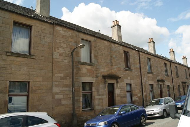 Thumbnail Flat to rent in Colquhoun Street, Stirling