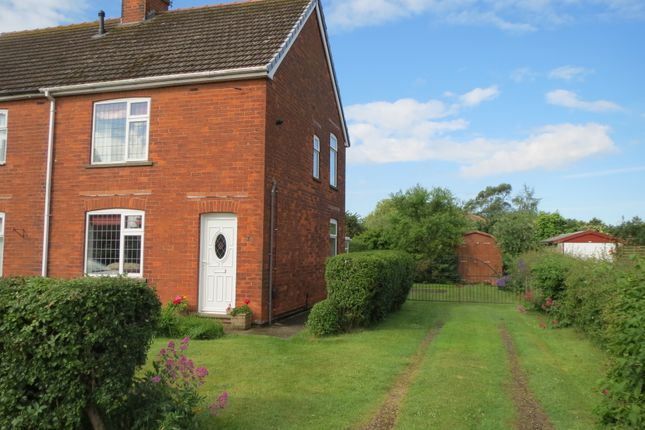 Thumbnail Semi-detached house for sale in Roxton Avenue, Grimsby