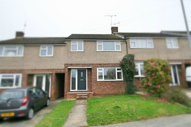 Thumbnail Terraced house for sale in Palm Close, Chelmsford, Essex