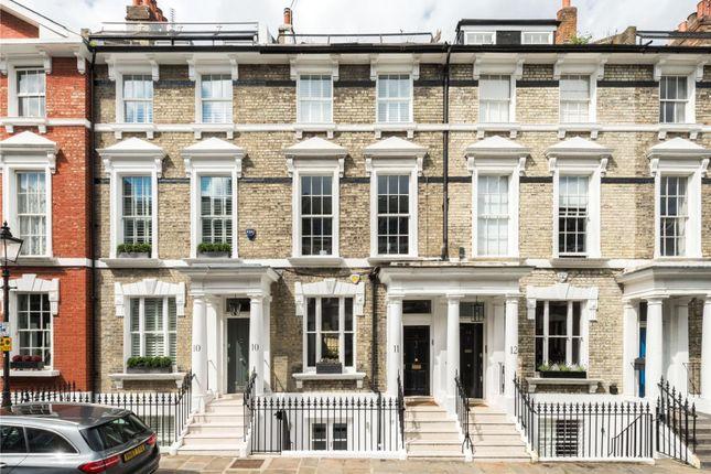 Thumbnail Terraced house for sale in Chamberlain Street, London