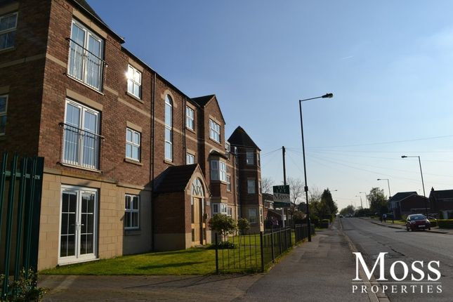 Thumbnail Flat to rent in Orchard Mews, Church Lane, Bessacarr, Doncaster