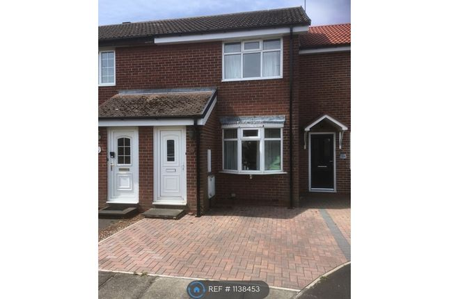 2 bed terraced house to rent in Butterfield Close, Crawcrook NE40