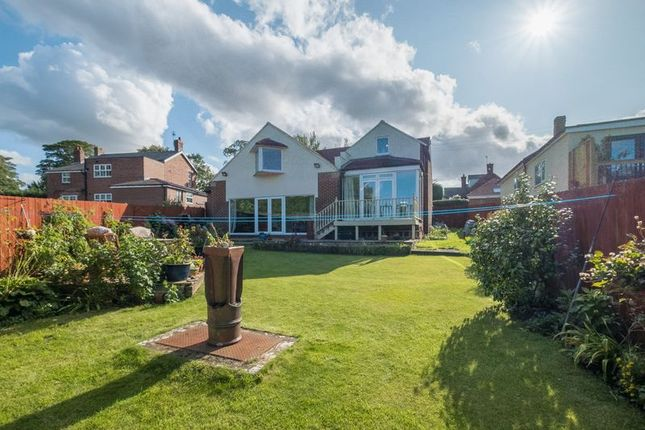 Thumbnail Detached bungalow for sale in Rushlor, Hexham Old Road, Ryton
