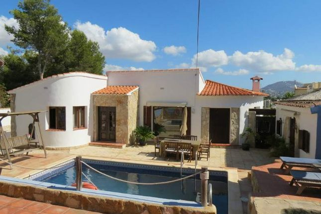 5 bed villa for sale in Moraira, Alicante, Spain