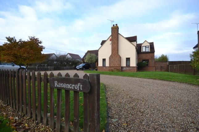 Thumbnail Detached house for sale in North Fambridge, Chelmsford, Essex