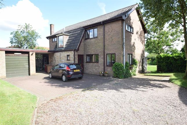 Thumbnail Detached house for sale in School Lane, Appleby, Scunthorpe