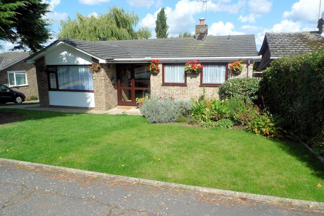 Thumbnail Detached bungalow for sale in Habgood Close, Acle