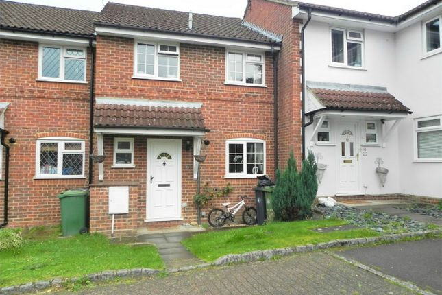 Thumbnail Terraced house to rent in Albert Road, Bagshot, Surrey
