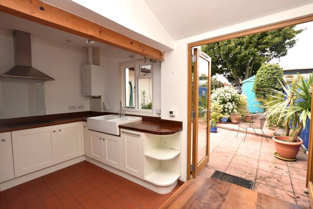 Thumbnail Terraced house to rent in Cowick Street, St. Thomas, Exeter