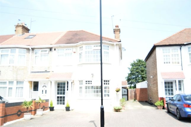 Thumbnail Semi-detached house for sale in Clifford Road, Hounslow, Middlesex