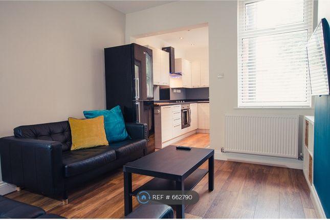 Living Room of Radbourne Street, Derby DE22