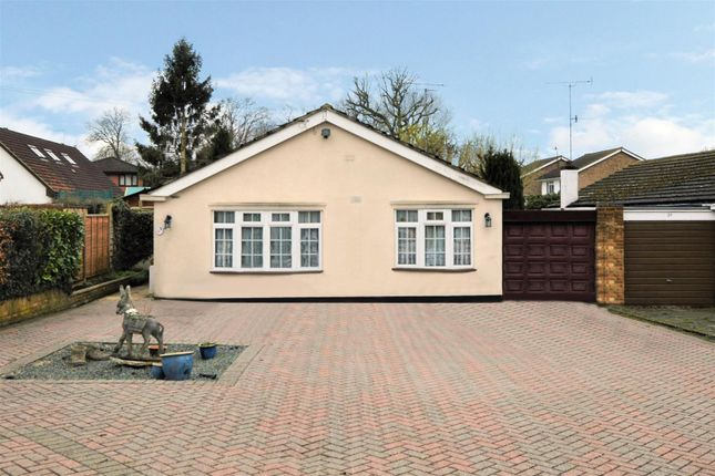 Thumbnail Bungalow for sale in The Meads, Bricket Wood, St. Albans