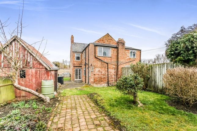 Thumbnail Semi-detached house for sale in Lower Street, Twywell, Kettering