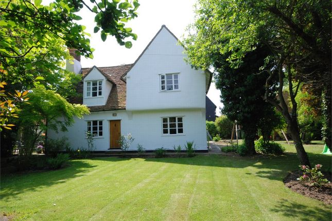 Thumbnail Detached house for sale in Oak Road, Rivenhall, Witham, Essex