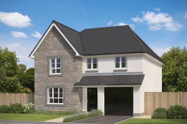 "4 bedroom detached house for sale in ""Cullen"" at Oldmeldrum Road, Inverurie"