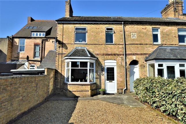 Thumbnail Terraced house for sale in Recreation Ground Road, Stamford