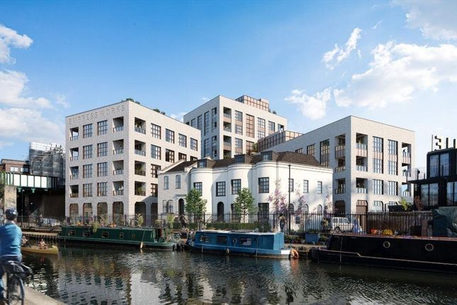 Thumbnail Office for sale in Unit 3 Empress Works, Corbridge Crescent Bethnal Green, London