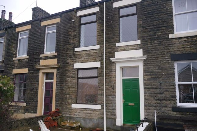Thumbnail Terraced house to rent in Victoria Terrace, Milnrow, Rochdale