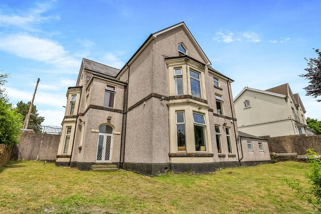 Thumbnail Detached house for sale in Pontmorlais, Pontmorlais, Merthyr Tydfil