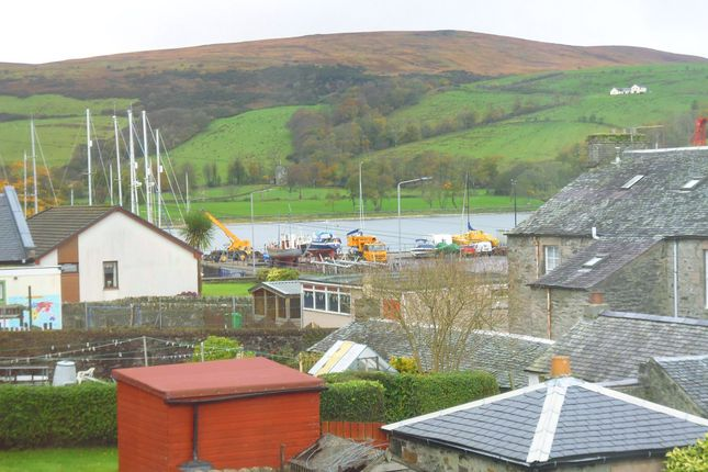 View From Lounge of Fff, 5, Duncan Street, Port Bannatyne, Isle Of Bute PA20