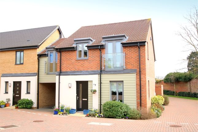 Thumbnail Link-detached house for sale in Dandby Close, Little Paxton, St. Neots