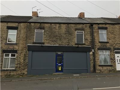 Retail premises to let in Market Place, Cudworth, Barnsley, South Yorkshire