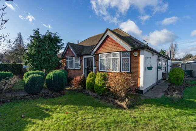 Thumbnail Bungalow for sale in Kingsway, Stanwell, Staines